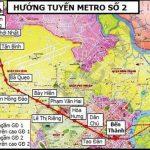 Vì sao metro Bến Thành – Tham Lương xin lùi đến 2024?