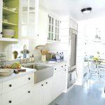 Những mẫu thiết kế gian bếp cực xinh cho căn hộ dưới 60 m2