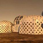3 mẫu nhà trên Mặt Trăng và Sao Hỏa