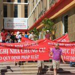 Chậm tổ chức hội nghị nhà chung cư, UBND phường sẽ có trách nhiệm